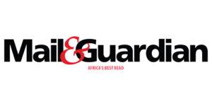"""Mail&Guardian logo"""
