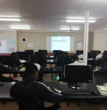 Maths centre class