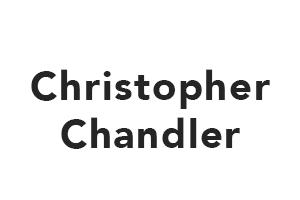 """Christopher Chandler"""